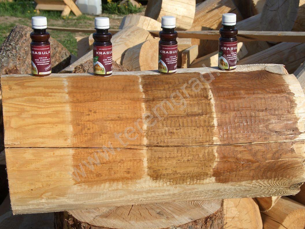 Антисептик для древесины состав