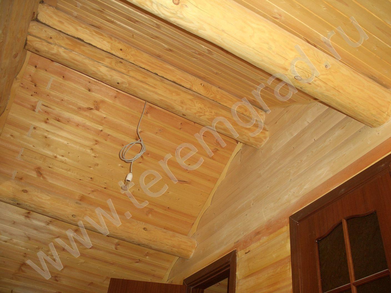 Как сделать потолок из евровагонки? Конструкция 15